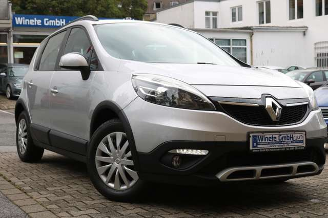renault scenic energy-tce-xmod-paris-1hand silber