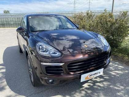 Porsche Cayenne II Platinum Edition 3,0Aut. Panorma Memory 1.Bes