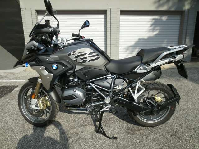 bmw r-1200-gs exclusive schwarz
