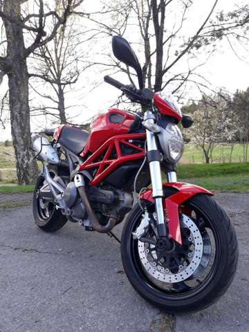 ducati monster-696 rot