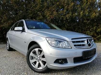 Mercedes-Benz C 180 Kompressor Elegance BlueEfficiency+NUR 55.000km!