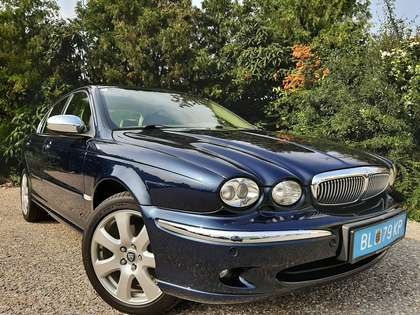 Jaguar X-Type 2,5 V6 Executive+ Seltenheit!+Leder