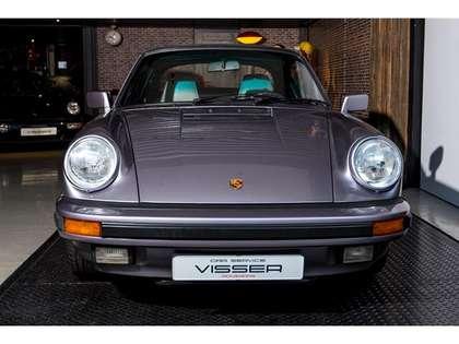 Porsche 911 3.2 handgeschakelde cabriolet Diamantblau-met.
