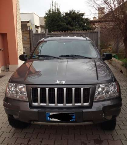 jeep grand-cherokee 2-7-crd-cat-limited grigio