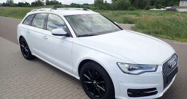 Used Audi A6 Allroad 3.0
