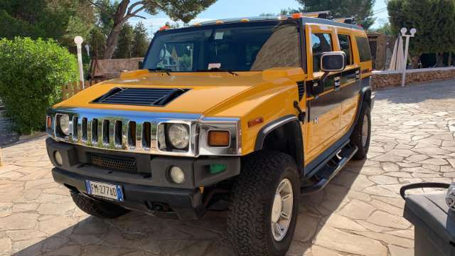 hummer h2 6-0-v8-luxury gelb