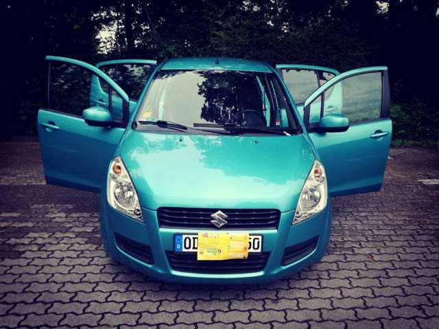 suzuki splash 1-2-club blau
