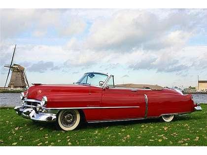 Cadillac Series 62 Convertible 1952