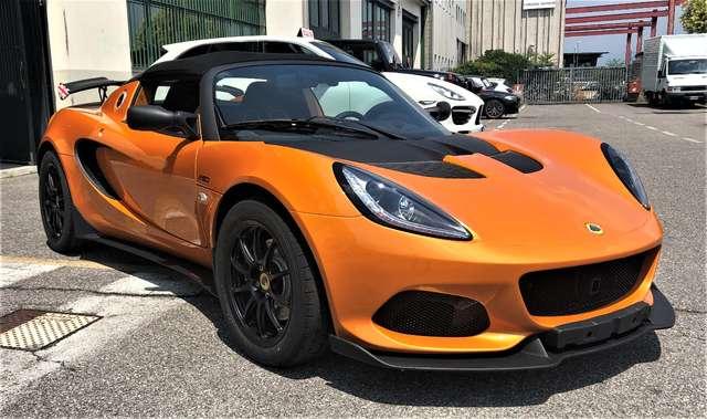 lotus elise cup-250-in-pronta-consegna-burnt-orange arancione