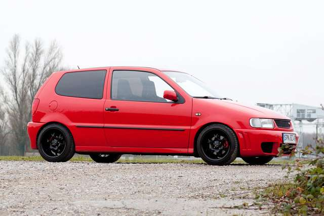 volkswagen polo-gti limited-edition rot