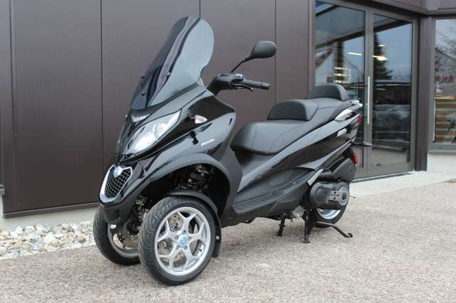 piaggio mp3-500 business-abs-asr-euro-4-sofort-top schwarz
