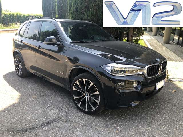 bmw x5 xdrive25d-business-m-sport-msport-m-sport nero