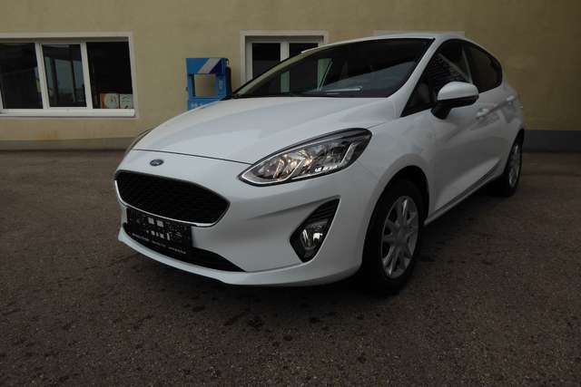 ford fiesta cool-connect-5-trg wit