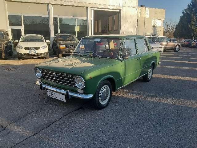 fiat 124-coupe verde