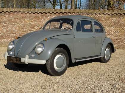 Volkswagen Beetle Oval 1200 matching numbers, full known history, on