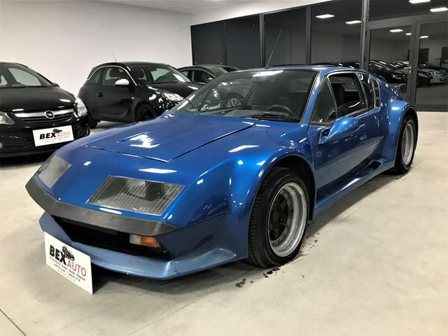 alpine others renault-alpine-a310-v6-ancetre-etat-unique bleu