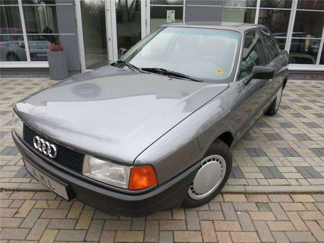 Audi 80 Young Edition TÜV+AU NEU! Rentnerfahrzeug!