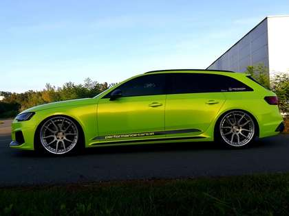 Audi RS4  2.9 V6 BI-TURBO 1 BESITZ LEASING EINTAUSCH