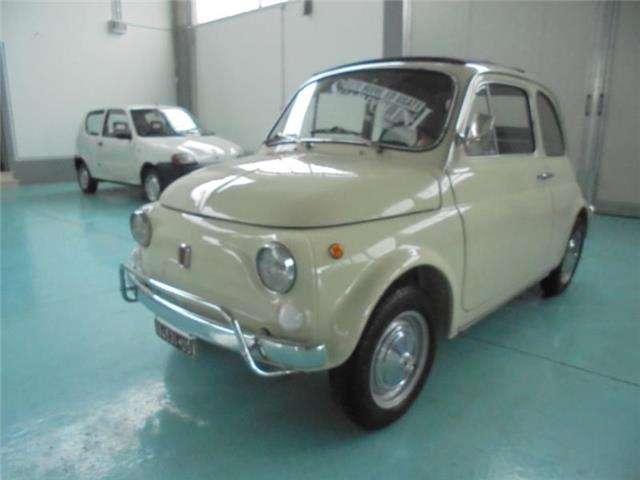 Epoca Fiat 500 Berlina A Talmassons Ud Per 9 500