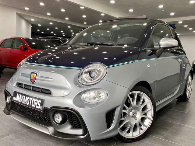 abarth 695c 1-4-tjet-rivale-real-175th-anniversary-n31-175 gris