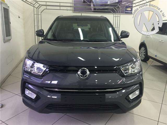 ssangyong tivoli 1-6d-2wd-be grigio