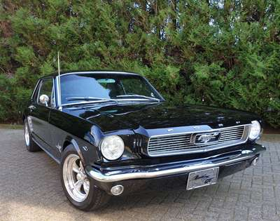 Ford Mustang Coupé 289 V8 automaat