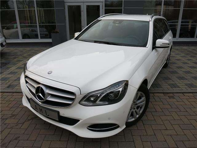 Mercedes-Benz E 220 CDI BlueEfficiency E-Klasse T-Modell (BM 212)