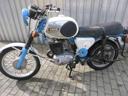 MZ TS 250 Blau