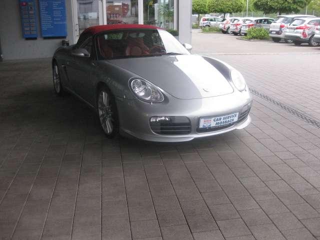 Used Porsche Boxster 3.4