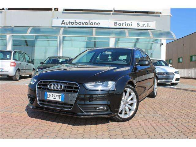 audi a4 avant-3-0-v6-tdi-245cv-4m-mult-business-plus nero