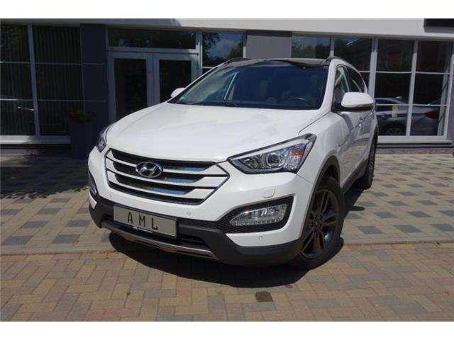 Hyundai Santa Fe Premium 4WD (DM) Sitzlüftung Lenkradheizung