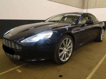 Used Aston Martin Rapide For Sale AutoScout - Aston martin rapide for sale