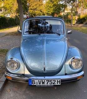 Volkswagen Käfer Cabriolet 1303 - H-Kennzeichen