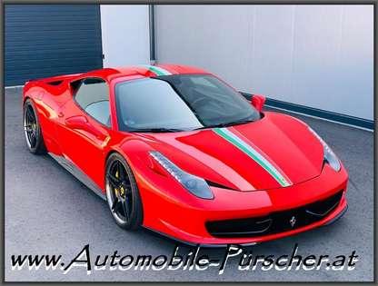 Ferrari 458 Novitec-Keramik-Einzelstück!