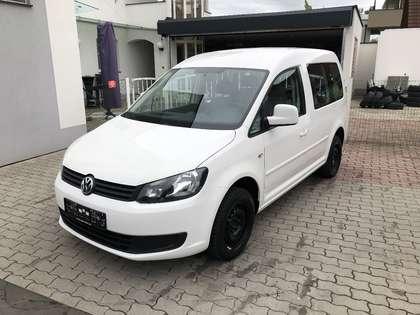 Volkswagen Caddy Kombi 1,6 TDI DPF MwSt Ausweisbar