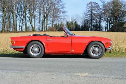 Used Triumph TR6 for sale - AutoScout24