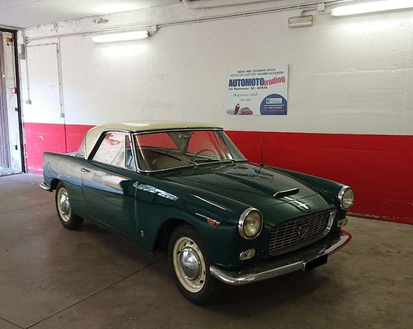 lancia others appia-coupe verde