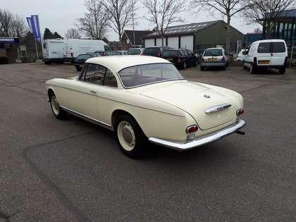 BMW 503 coupe (1959) beige Leder braun Sammlerfahrzeug