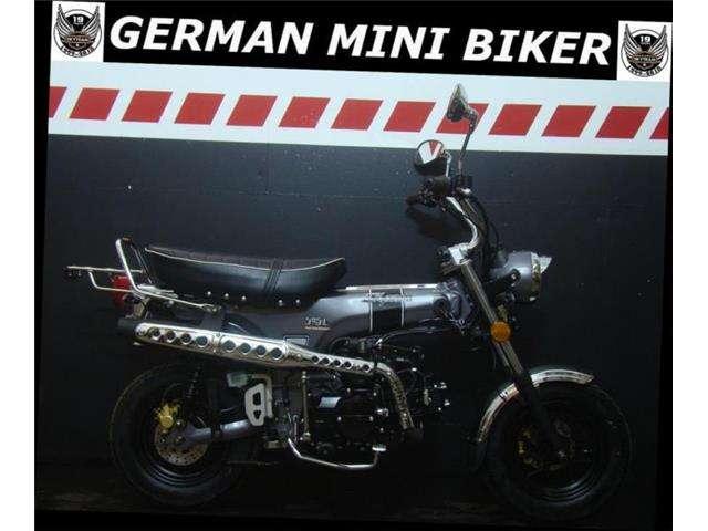 skyteam skymax 125-club-s-injection-de-luxe-euro-4-modell-2020 grau
