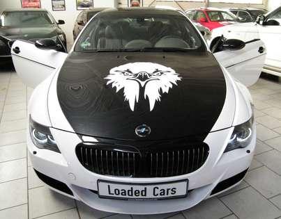 BMW 645 CiA MEGA VOLL