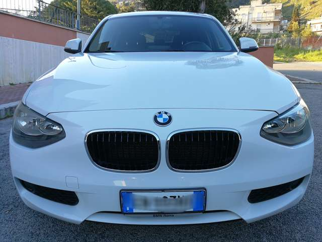 bmw 116 bmw-116d-urban-km-certificati bianco