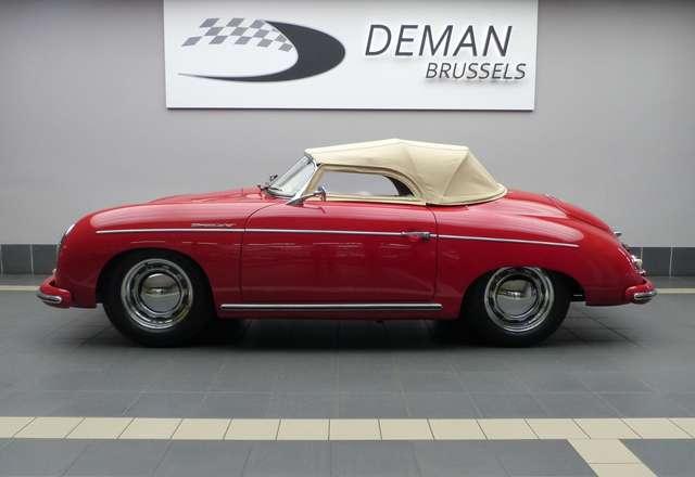 porsche 356 pre-a-1600-speedster-by-reutter rouge