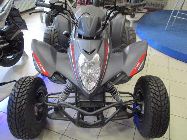 kymco maxxer-300 maxxer-300-s-onroad-lof schwarz
