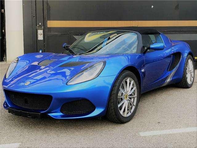 lotus elise sport-1-6-in-pronta-consegna-colore-elise-blue blu-azzurro