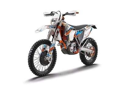 KTM 250 EXC F SIX DAYS