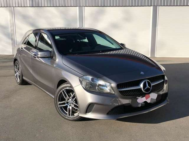 Used Mercedes Benz A-Class
