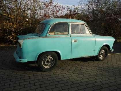 Trabant P60 Blau
