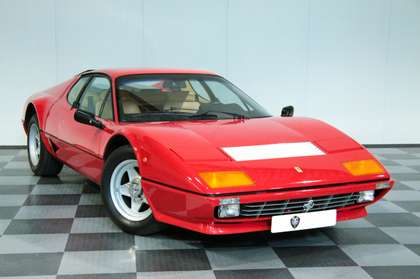 Ferrari 512 BBi Classiche certified, only 36.600km