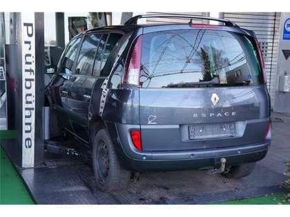 Renault Espace 2 0 dCi