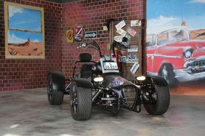 Harley-Davidson Softail Q4 Quad Schwarz